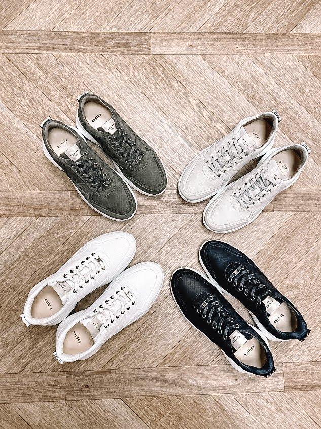 Maak kennis met Nubikk Tanuki heren sneakers