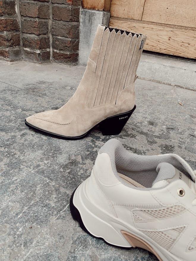 NEW: Nubikk nude schoenen