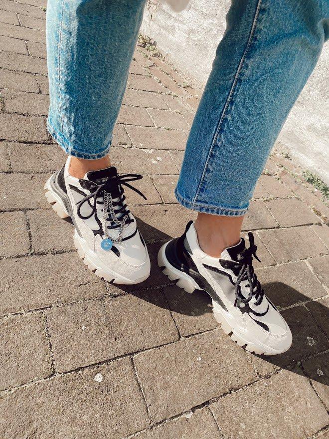Deze dames sneakers zijn nou écht comfortabel
