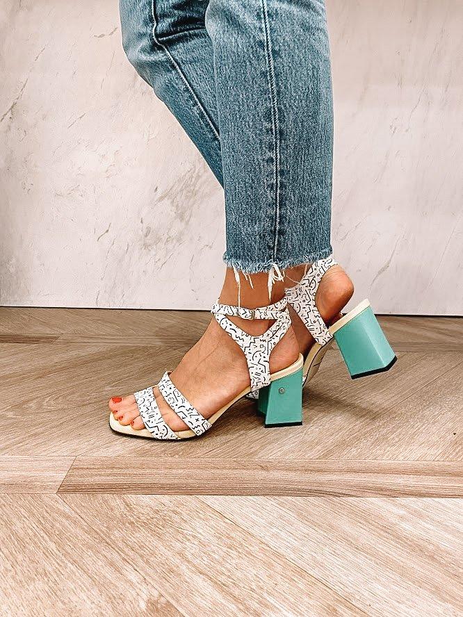 Klaar voor de zomer met deze unieke schoenen