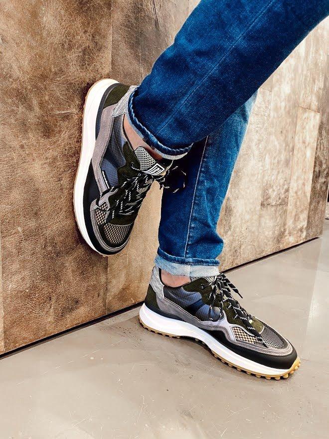 Sportieve heren sneakers voor het najaar