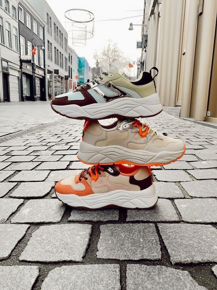 De leukste dames sneakers vindt u in onze webshop