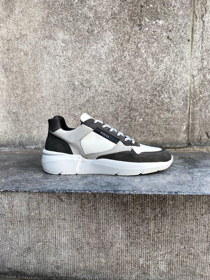 Multicolor sneakers voor heren