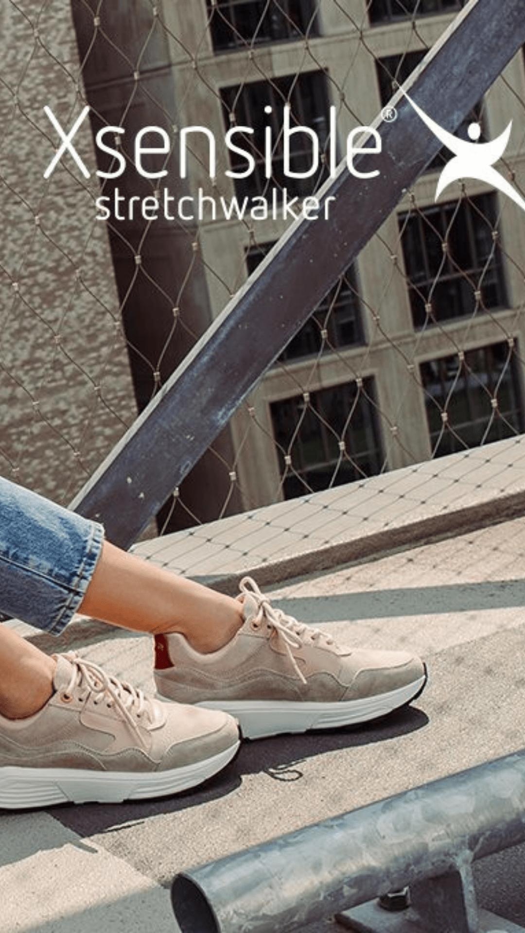 Maak kennis met Xsensible Next generation sneakers!