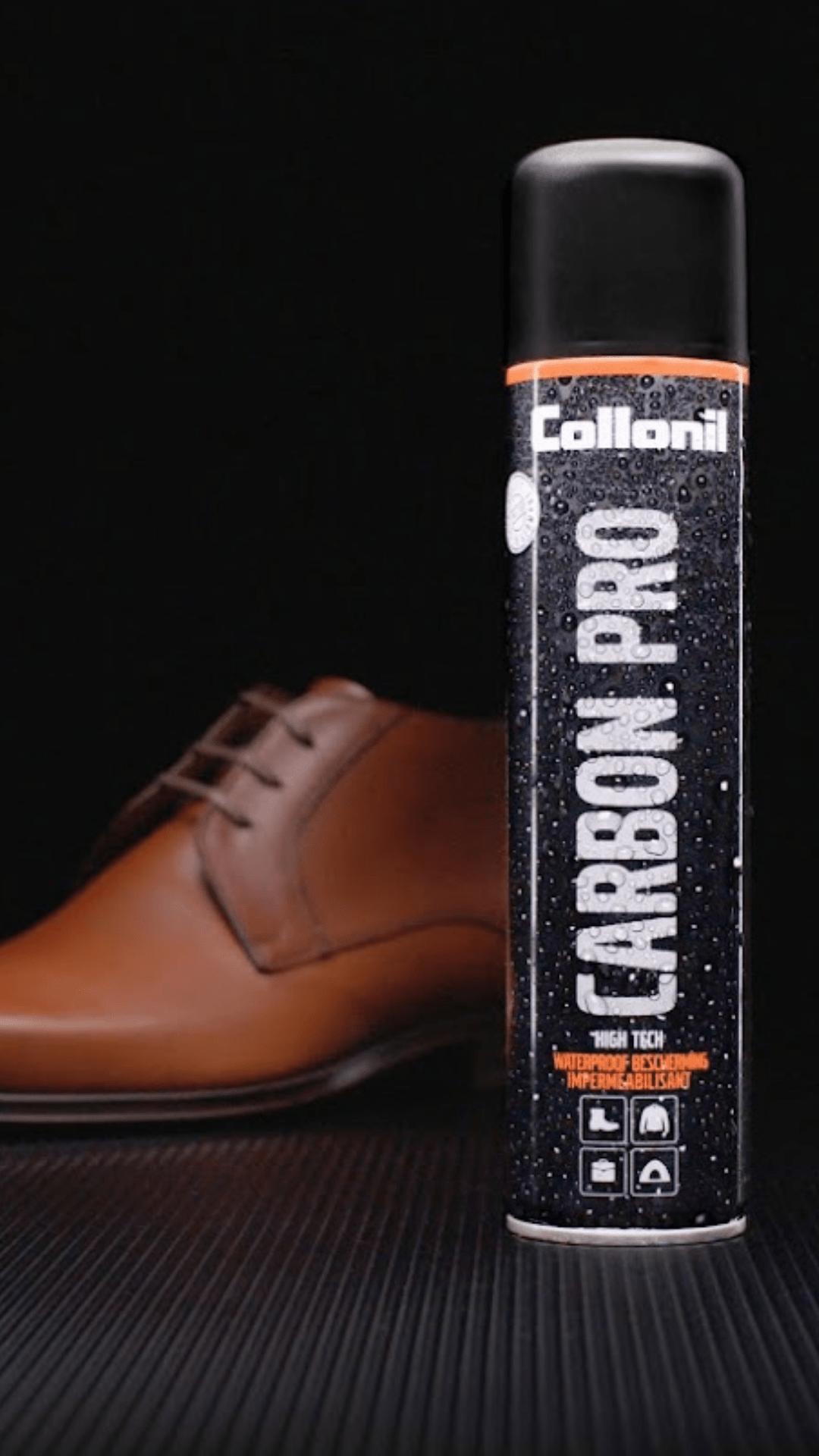 Nu weer 33% extra bij de Collonil Carbon Pro Spray!