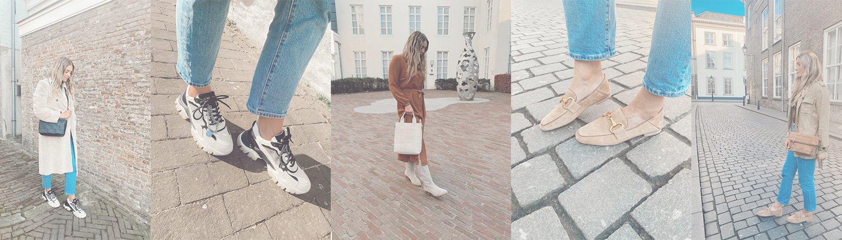 Match jouw voorjaarsschoenen met je outfit
