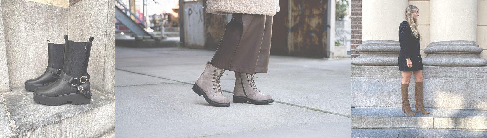 De leukste damesschoenen voor de herfst