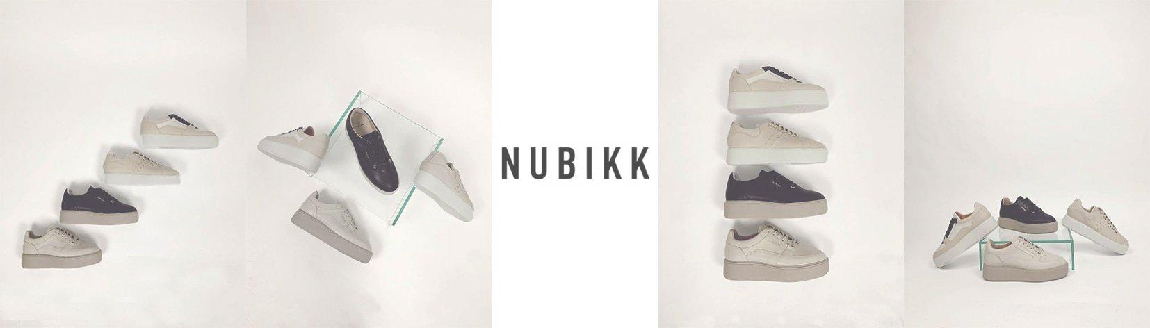 Plateau dames sneakers van Nubikk