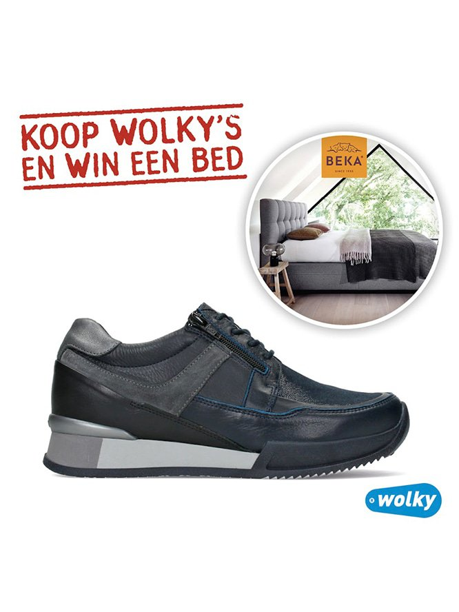 Wolky Week: koop Wolky's en win een bed!