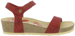 Panama Jack Capri Cork Basics B3 Red